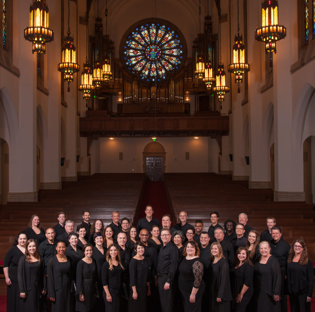 Bel Canto at First Presbyterian Church, the venue for Common Ground