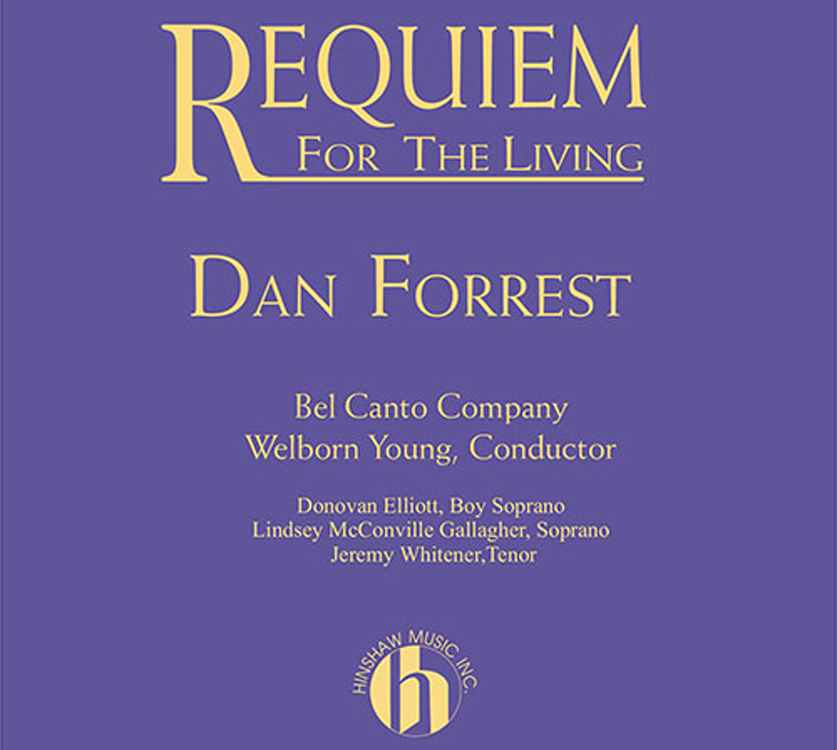 REQUIEM FOR THE LIVING – Bel Canto Company
